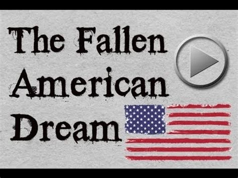 for the fallen film challenge the fallen american dream is a documentary on america s