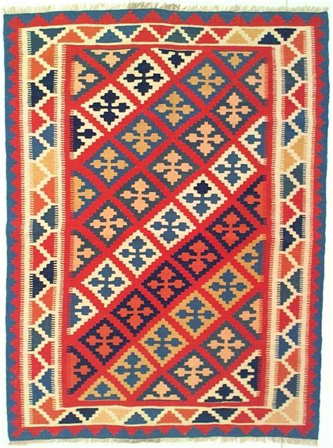 kilim tappeto tappeto kilim gashgai 163 x 120