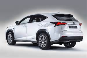 2016 lexus nx 300h hybrid fwd carsfeatured