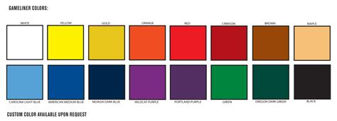 floor paint colors courtsports products gameliner court floor paint