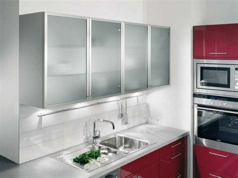 Glass Wall Kitchen Cabinets by 20 Beautiful Kitchen Cabinet Designs With Glass