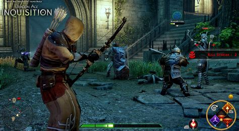 pc coop age inquisition four player co op mode revealed