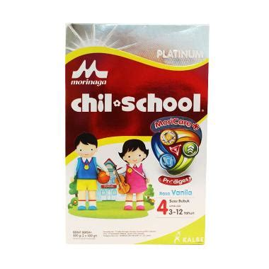 Morinaga Chil School Vanila 800 Gr jual morinaga chil school platinum harga