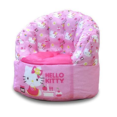 hello bean bag chair sanrio hello toddler bean bag chair furniture chairs