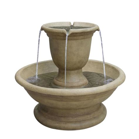 backyard fountains lowes outdoor fountains lowes style pixelmari com