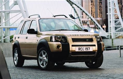 land rover freelander 2006 land rover freelander 1997 car review honest john