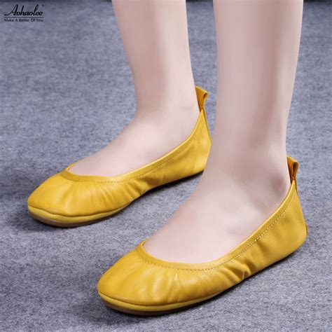 comfortable foldable flats popular rubber ballet buy cheap rubber ballet lots from