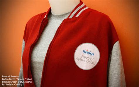 design jaket di jakarta sablon jaket sekolah ipeka jakarta sablon kaos supplier