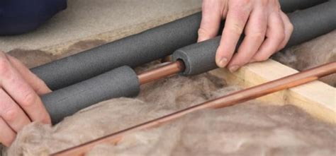 frozen hot tub pipes how to insulate a hot water pipe and save more energy