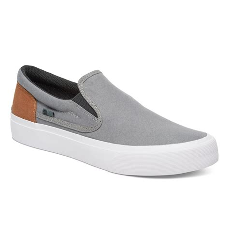 Dc Slipon trase slip on shoes 3613371849863 dc shoes