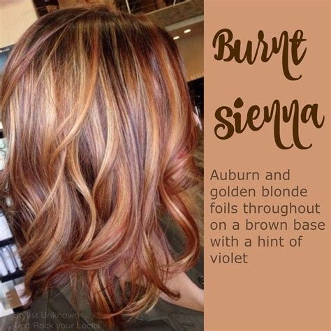 adding highlights to greying hair burnt sienna hair color add some grey highlights to help