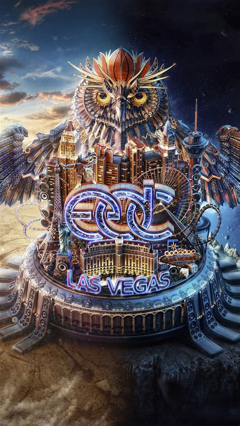 las vegas electric daisy carnival wallpapers hd