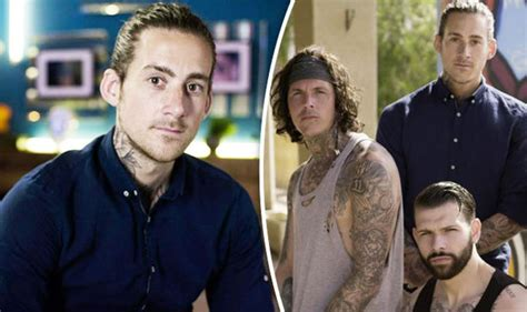 tattoo fixers london tattoo fixers on holiday who is new artist glen carloss