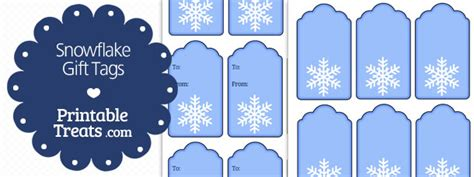printable christmas gift tags blue printable snowflake free coloring pages on art coloring