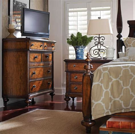 stanley furniture british colonial bedroom set 020 63 42set