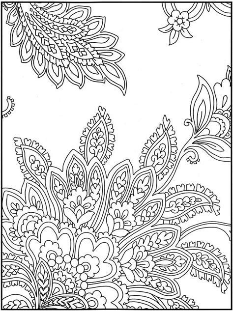 paisley designs coloring pages crazy paisley coloring book coloring book pinterest