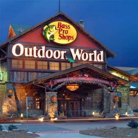bass pro boats denver bass pro shops northfield at stapleton w e o neil