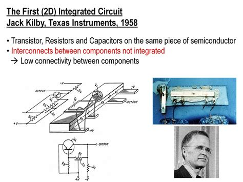 integrated circuit kilby kilby bob noyce and the 3d integrated circuit