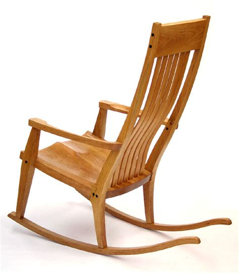 Handmade Wooden Chairs - handmade rocking chairs by morrison