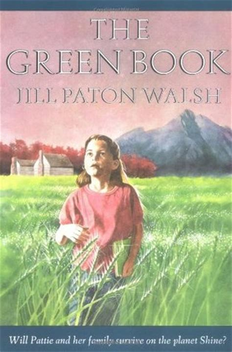 the in green books the green book by paton walsh reviews discussion