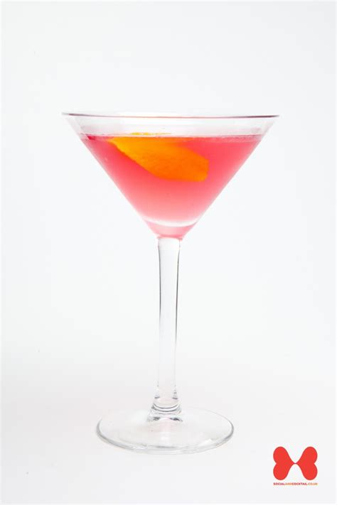 Cosmopolitan Cocktail Recipes   Citrus Vodka Cocktails