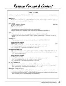 types of resume formats best photos of different resume formats different types