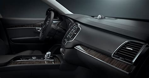 volvo xc volvo cars  luxurious interior  volvo cars global media newsroom