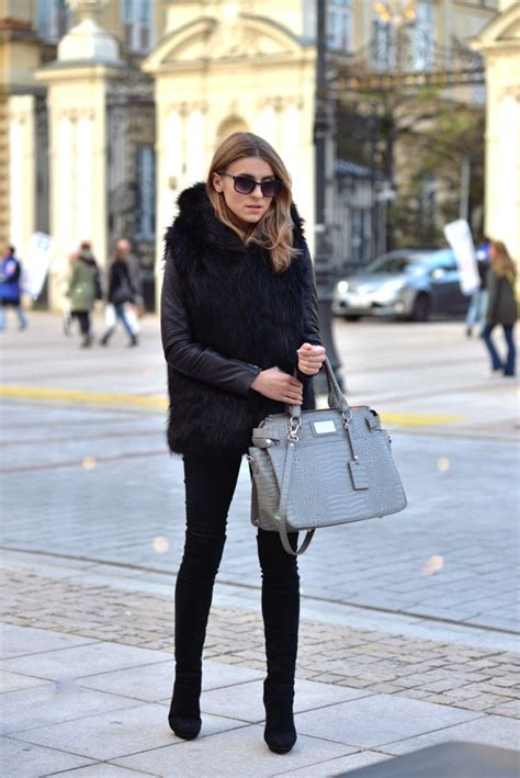 cute winter street style outfits