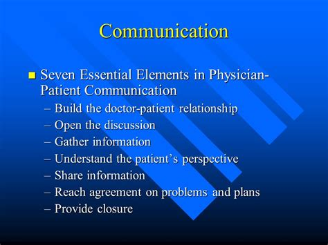8 Essential Open Relationship To by The Doctor Patient Relationship Ppt