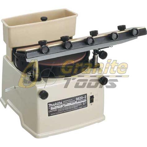 makita woodworking tools makita blade sharpener 98202 usa granite tools