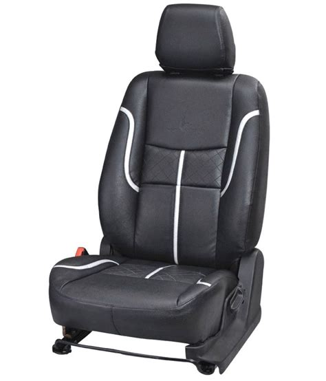 grand seat covers elaxa hyundai grand i10 seat cover black buy elaxa