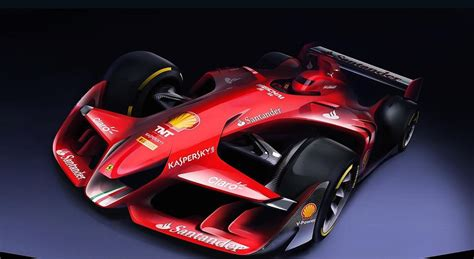 ferrari prototype f1 ferrari asks what the future of formula 1 could be with