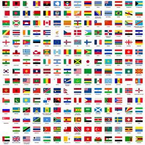 banderas de paises eps by gianferdinand on deviantart