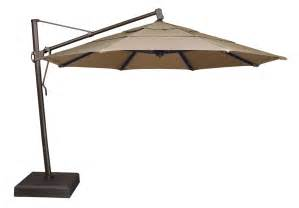 Patio Furniture With Umbrella Treasure Garden 13 Ft Octagonal Patio Umbrella