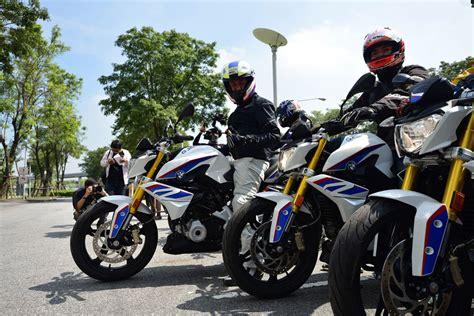 Bmw Motorrad Experience by Bmw Motorrad Roadster Experience ทบทวนข บข ปลอดภ ย พร อม