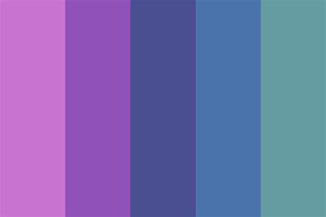 mermaid colors fantasea mermaid color palette