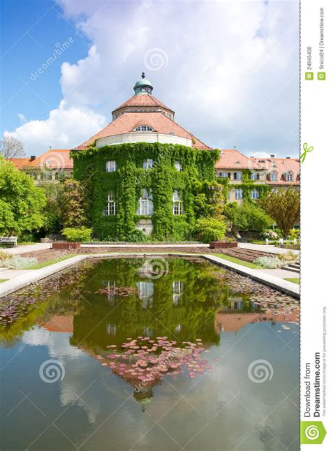 munich botanical gardens munich botanic garden stock photo image 24845430
