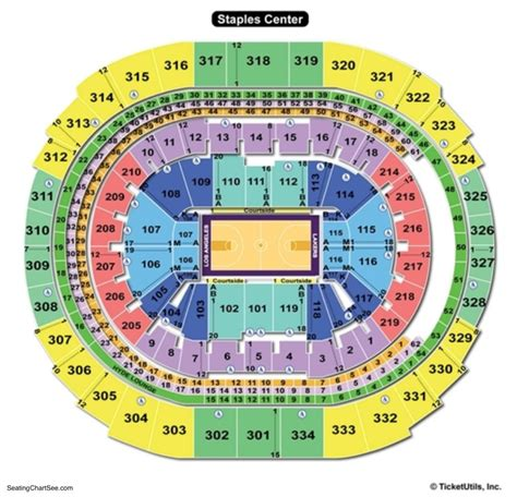 table seating cards staples staples center seating chart seating charts and tickets