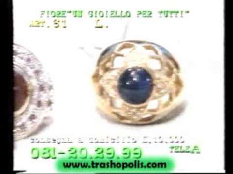 silvestro fiore gioielli direttta televisiva gioielli fiore www pubblicitatelevi