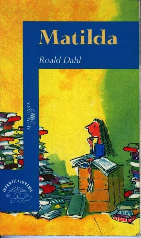 libro matilda matilda roald dahl and libros on