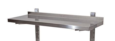 mensole acciaio inox ripiani e mensole in acciaio inox