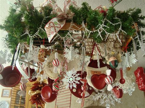 Pot Rack Tree 17 Best Images About Kitchen Chirstmas On