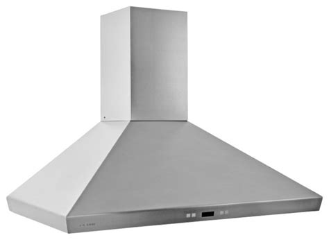 Kitchen Exhaust Hoods by Cavaliere Sv218f 36 Stainless Steel Wall Mount
