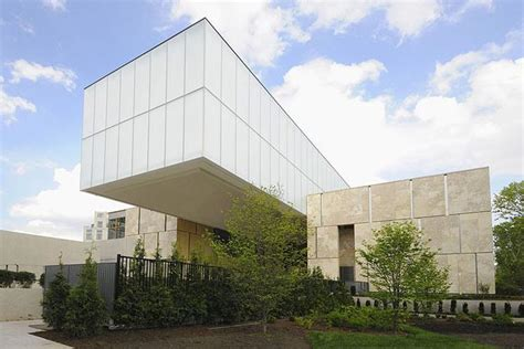 the barnes foundation moves into new green digs designed