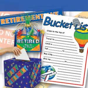 Retirement Favor Ideas by Retirement Supplies Decorations Partycheap