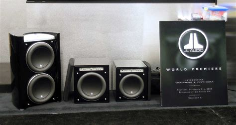 Car Audio Home Theater How Jl Audio Gotham Home Theater Subwoofer Avs Forum