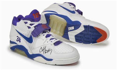 barkley shoes pe spotlight charles barkley s nike air 180