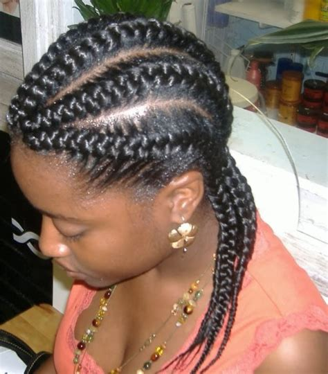 black hair styles for for side frence braids braided hairstyles for black women super cute black