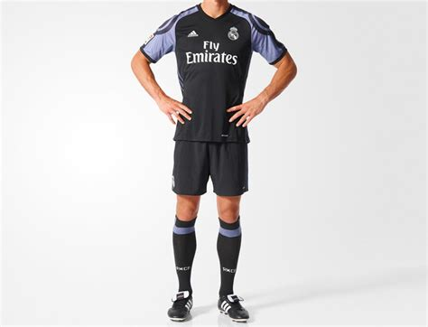 Jersey Real Madrid 3rd 1214 real madrid 16 17 third kit released footy headlines