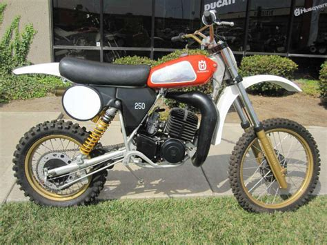 cr fir buy 1981 husqvarna 250 cr mx on 2040 motos